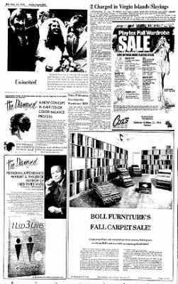 Sunday Gazette-Mail from Charleston, West Virginia on September 10, 1972 · Page 6