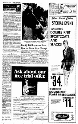 Sunday Gazette-Mail from Charleston, West Virginia on September 10, 1972 · Page 41