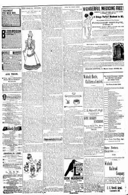 Logansport Pharos-Tribune from Logansport, Indiana on December 2, 1897 · Page 23