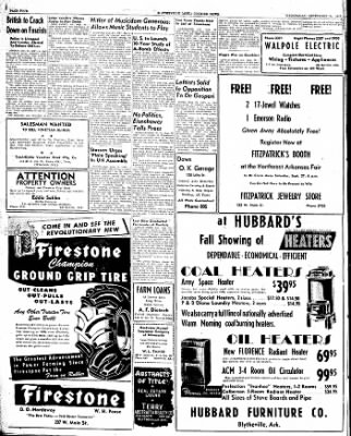 The Courier News from Blytheville, Arkansas on September 24, 1947 · Page 4