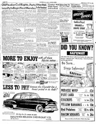 The Courier News from Blytheville, Arkansas on July 16, 1952 · Page 1