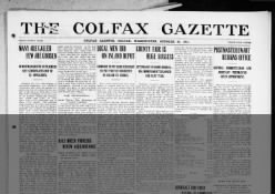 The Colfax Gazette