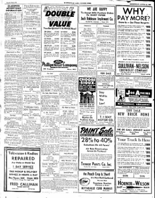 The Courier News from Blytheville, Arkansas on August 27, 1952 · Page 12
