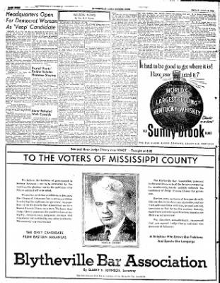 The Courier News from Blytheville, Arkansas on July 18, 1952 · Page 8