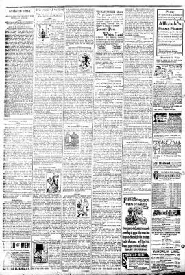 Logansport Pharos-Tribune from Logansport, Indiana on April 2, 1895 · Page 6