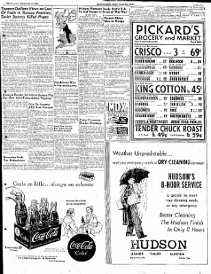 The Courier News from Blytheville, Arkansas on February 15, 1950 · Page 5