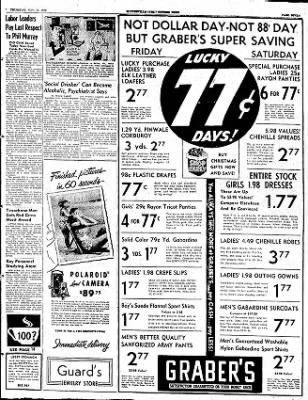 The Courier News from Blytheville, Arkansas on November 13, 1952 · Page 7