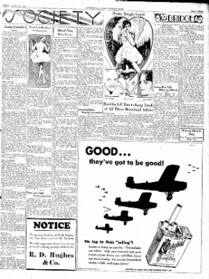 The Courier News from Blytheville, Arkansas on June 12, 1931 · Page 3
