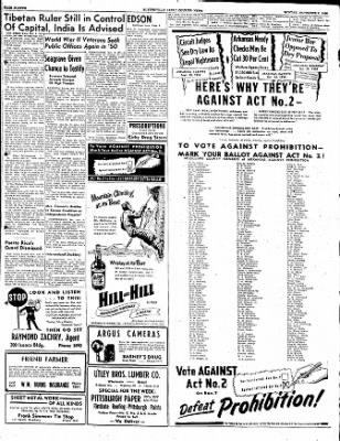 The Courier News from Blytheville, Arkansas on November 6, 1950 · Page 11