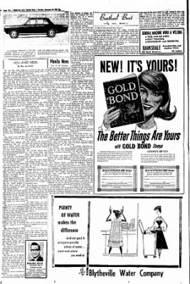 The Courier News from Blytheville, Arkansas on September 20, 1966 · Page 2