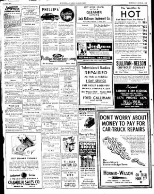 The Courier News from Blytheville, Arkansas on July 26, 1952 · Page 6