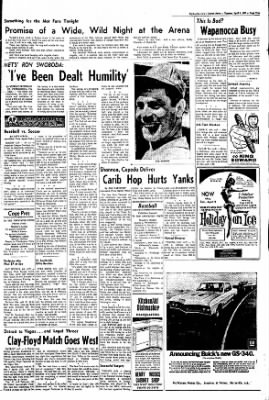 The Courier News from Blytheville, Arkansas on April 4, 1967 · Page 8
