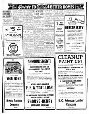 The Courier News from Blytheville, Arkansas on February 18, 1941 · Page 6
