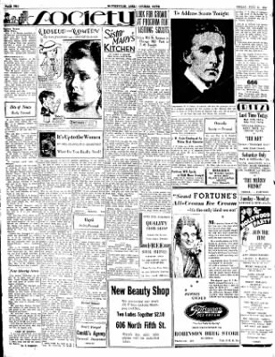 The Courier News from Blytheville, Arkansas on July 27, 1934 · Page 2