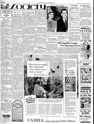 The Courier News from Blytheville, Arkansas on October 23, 1939 · Page 2
