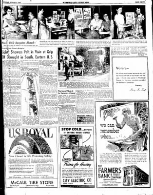 The Courier News from Blytheville, Arkansas on August 4, 1952 · Page 3