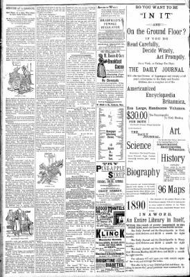 Logansport Pharos-Tribune from Logansport, Indiana on May 2, 1891 · Page 2