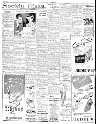The Courier News from Blytheville, Arkansas on April 3, 1941 · Page 4