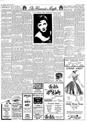 Logansport Pharos-Tribune from Logansport, Indiana on July 1, 1957 · Page 34