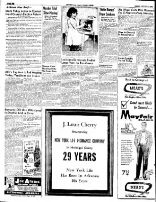 The Courier News from Blytheville, Arkansas on August 15, 1952 · Page 10
