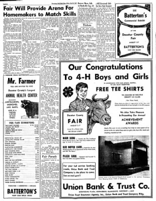 Greensburg Daily News from Greensburg, Indiana on July 30, 1965 · Page 2