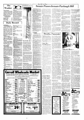 Carrol Daily Times Herald from Carroll, Iowa on April 17, 1974 · Page 2