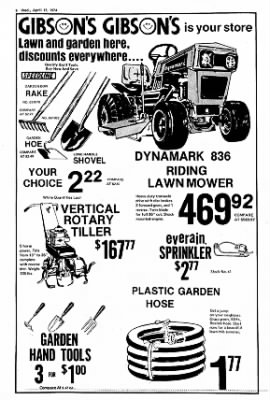 Carrol Daily Times Herald from Carroll, Iowa on April 17, 1974 · Page 22