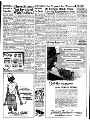 Galesburg Register-Mail from Galesburg, Illinois on June 25, 1963 · Page 13