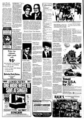 Carrol Daily Times Herald from Carroll, Iowa on May 13, 1974 · Page 4