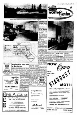 Redlands Daily Facts from Redlands, California on March 27, 1964 · Page 9