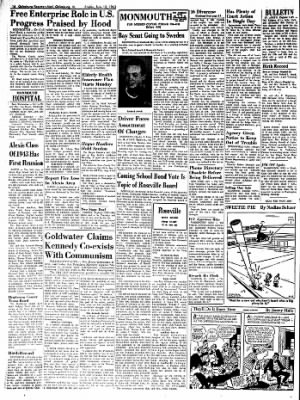 Galesburg Register-Mail from Galesburg, Illinois on July 12, 1963 · Page 16