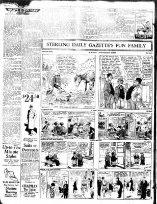Sterling Standard from Sterling, Illinois on October 23, 1928 · Page 10