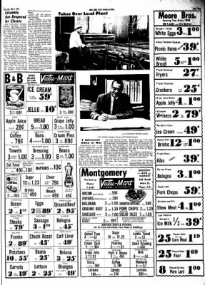 Hope Star from Hope, Arkansas on May 9, 1968 · Page 15