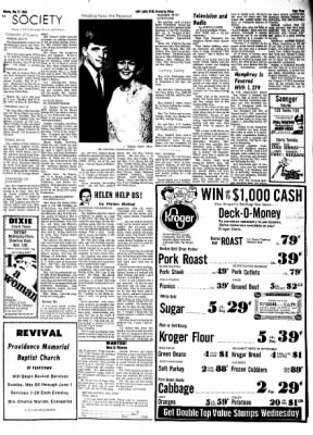 Hope Star from Hope, Arkansas on May 27, 1968 · Page 2