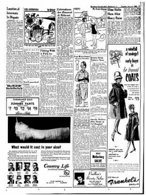Galesburg Register-Mail from Galesburg, Illinois on August 6, 1963 · Page 7