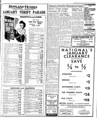 Naugatuck Daily News from Naugatuck, Connecticut on January 3, 1947 · Page 3