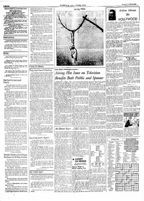 The Courier News from Blytheville, Arkansas on April 5, 1954 · Page 6