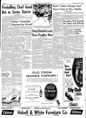The Courier News from Blytheville, Arkansas on September 23, 1953 · Page 6