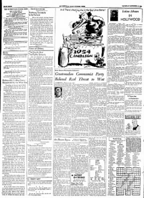 The Courier News from Blytheville, Arkansas on December 3, 1953 · Page 2