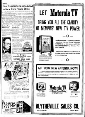 The Courier News from Blytheville, Arkansas on December 7, 1953 · Page 3