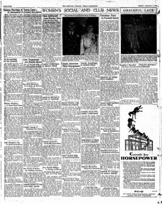 Ukiah Dispatch Democrat from Ukiah, California on January 2, 1948 · Page 4
