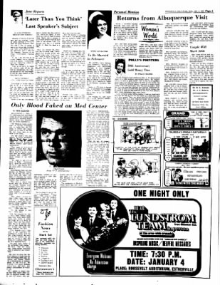 Estherville Daily News from Estherville, Iowa on January 2, 1973 · Page 8