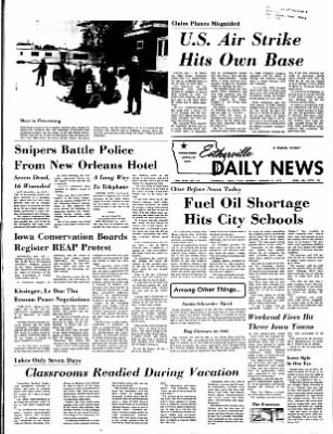 Estherville Daily News from Estherville, Iowa on January 8, 1973 · Page 1