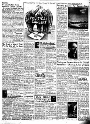 Carrol Daily Times Herald from Carroll, Iowa on July 29, 1957 · Page 3