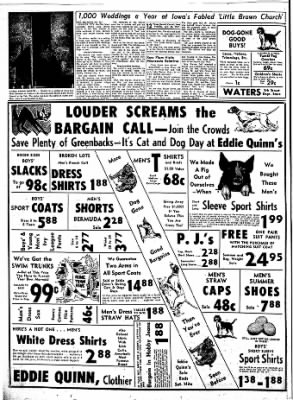 Carrol Daily Times Herald from Carroll, Iowa on July 30, 1957 · Page 12