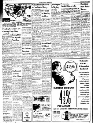 Alton Evening Telegraph from Alton, Illinois on June 27, 1960 · Page 2