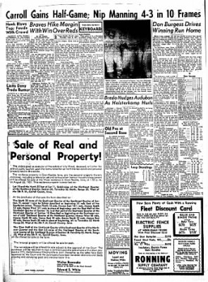 Carrol Daily Times Herald from Carroll, Iowa on August 8, 1957 · Page 2