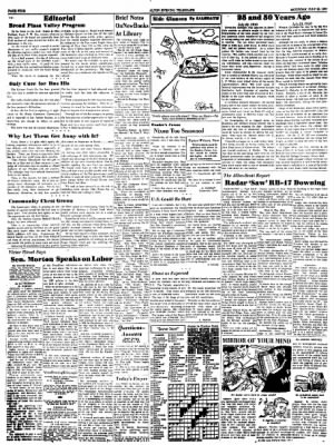 Alton Evening Telegraph from Alton, Illinois on July 23, 1960 · Page 4