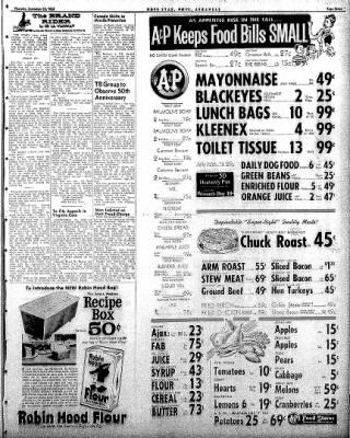 Hope Star from Hope, Arkansas on September 25, 1958 · Page 7