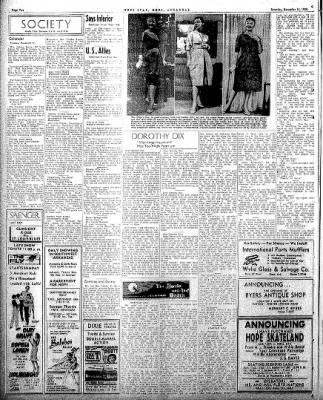 Hope Star from Hope, Arkansas on November 15, 1958 · Page 2